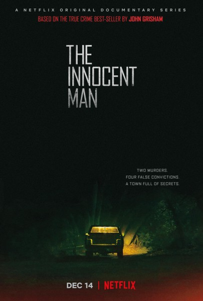 The Innocent Man - affiche