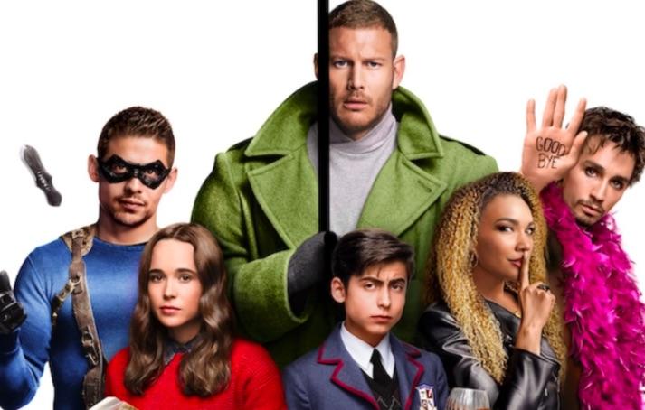 The Umbrella Academy - Netflix