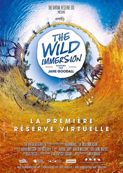 The Wild Immersion - affiche