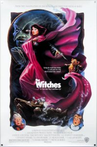 Affiche The Witches de Nicolas Roaeg