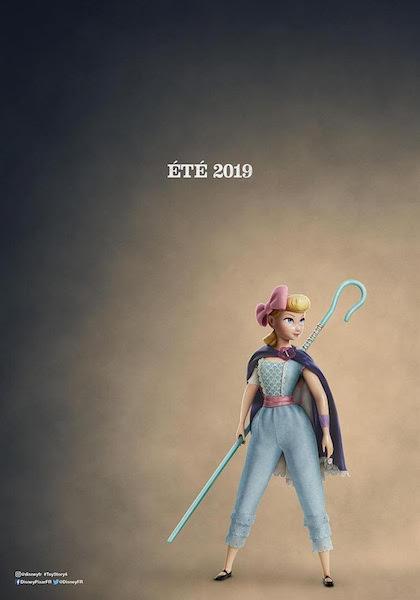 Bo Peep - Toy Story 4
