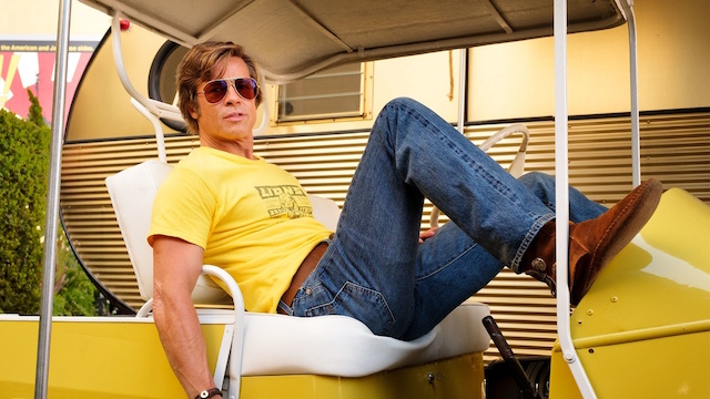 Brad Pitt - Once upon a Time Hollywood