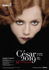 Cesar 2019 - affiche