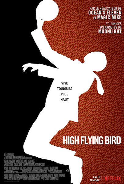 High Flying Bird - affiche