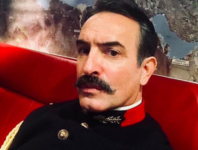 Jean Dujardin - Affaire Dreyfus