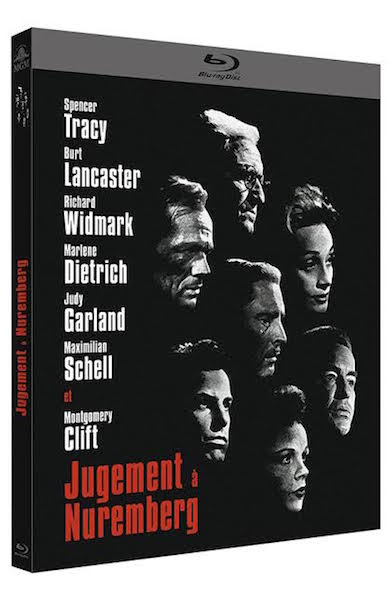 Jugement a Nuremberg - BR