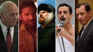 Nominations acteurs - Oscars 2019