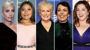 Nominations actrices - Oscars 2019