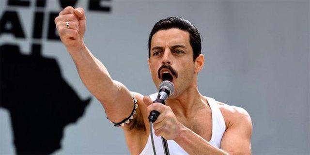 Rami Malek - Bohemian Rhapsody - Golden Globes 2019