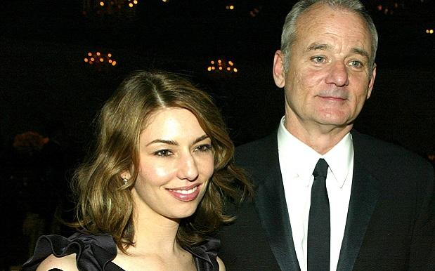 Sofia Coppola et Bill Murray