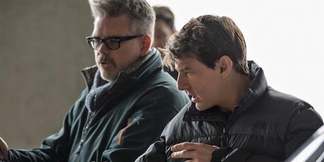 Tom Cruise et Christopher McQuarrie