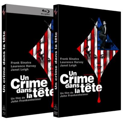 Un crime dans la tete - DVD BR
