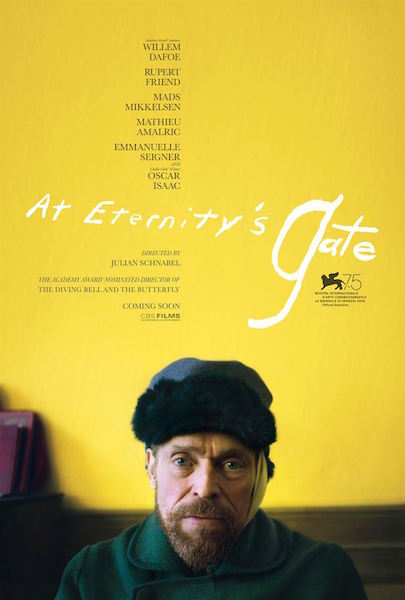At Eternitys Gate - affiche