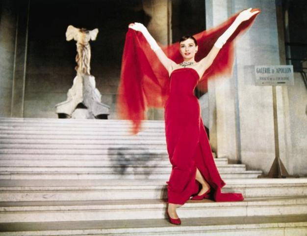 Audrey Hepburn - Funny Face de Stanley Donen