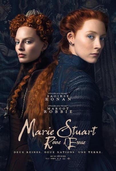 Marie Stuart Reine dEcosse - affiche
