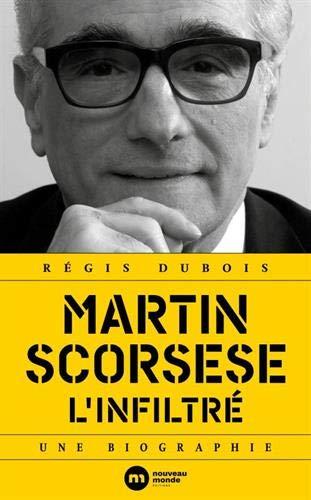 Martin Scorsese Linfiltre - livre