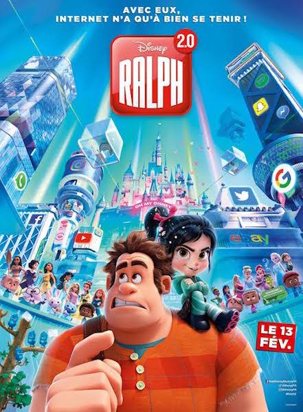 Ralph 2 0 - affiche