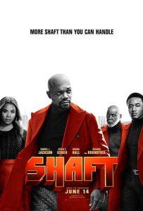 Shaft - affiche