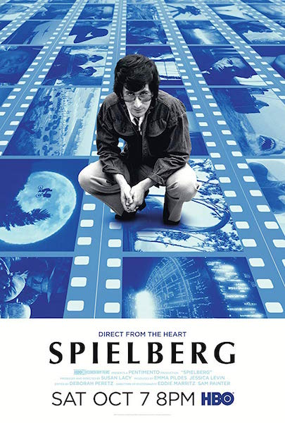 Spielberg documentaire - affiche