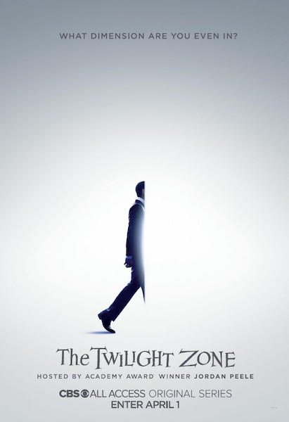 The Twilight Zone reboot - affiche