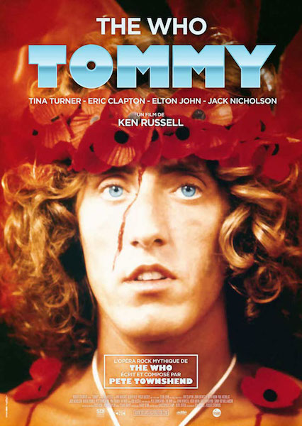 Tommy - affiche