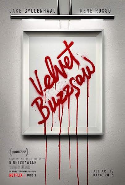 Velvet Buzzsaw - affiche
