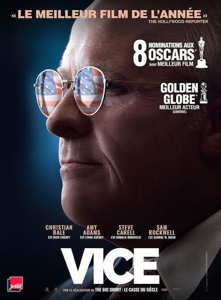 Vice - affiche