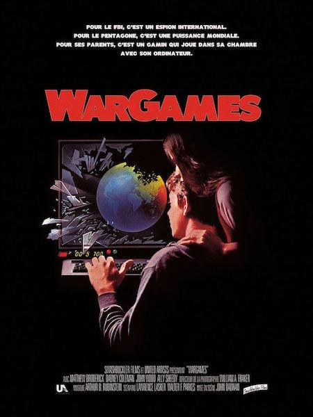 WarGames - affiche