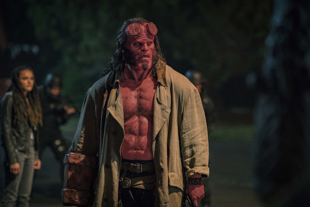 David Harbour - Hellboy