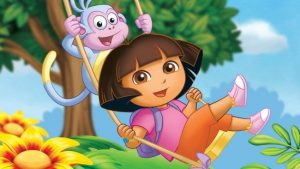 Dora LExploratrice et Babouche
