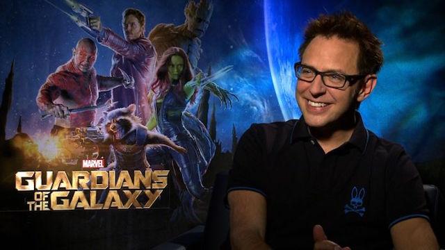 James Gunn - Les Gardiens de la Galaxie 3