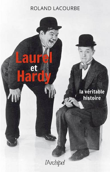 Laurel et Hardy - livre