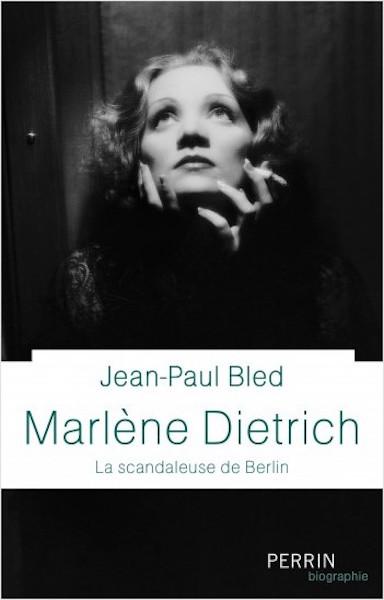 Marlene Dietrich - livre
