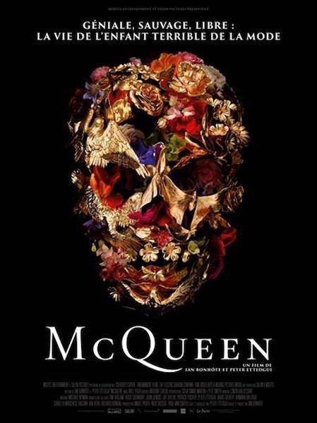 McQueen - affiche