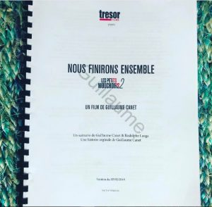 Nous finirons ensemble - Guillaume Canet-