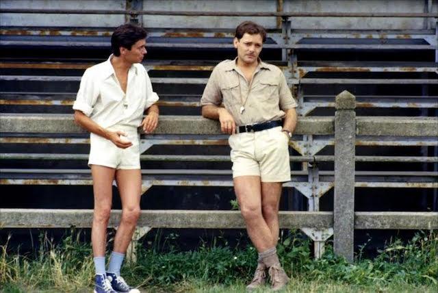 Patrick Dewaere et Patrick Bouchitey -La meilleure facon de marcher