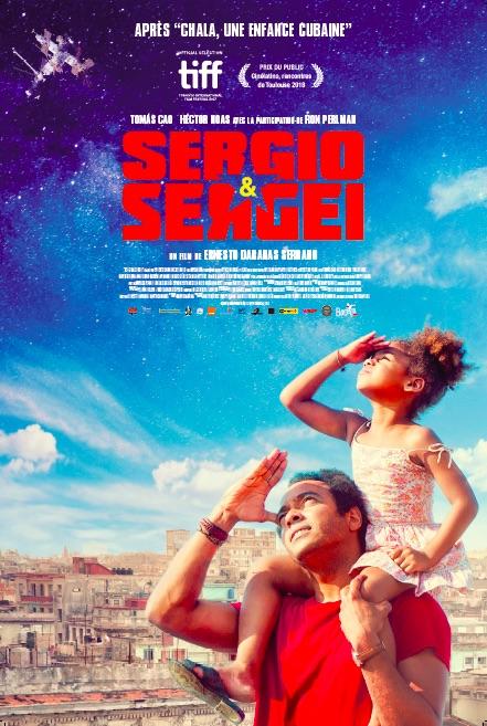 Sergio et Sergei - affiche
