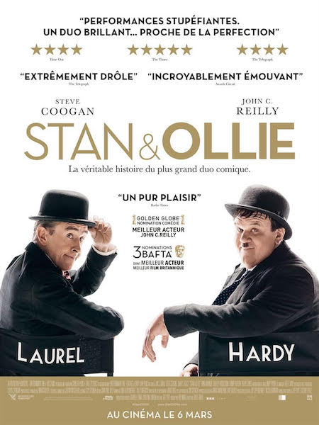 Stan et Ollie - affiche