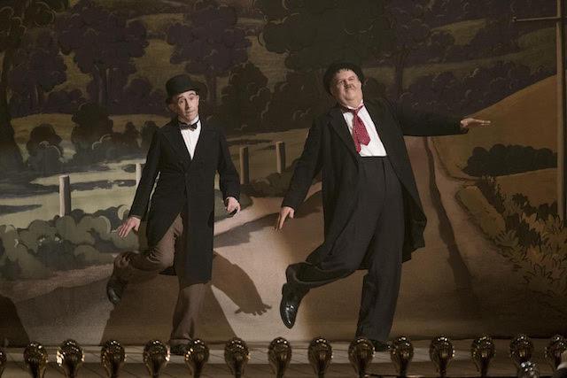 Steve Coogan et John C Reilly - Stan et Ollie