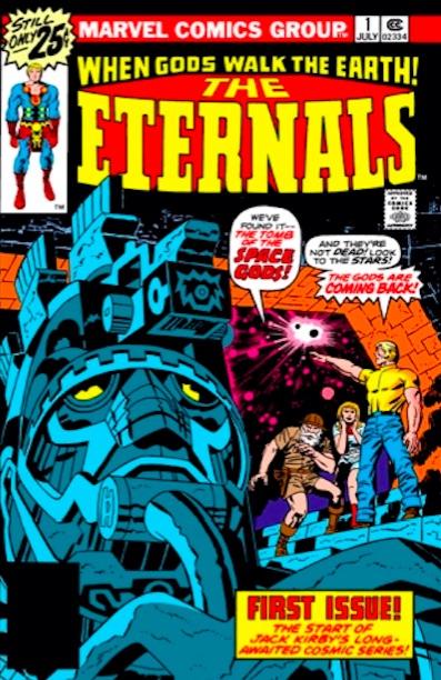 The Eternals - Marvel