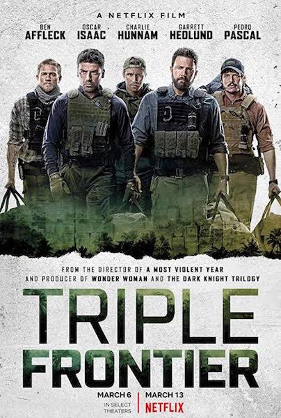 Triple Frontiere - affiche