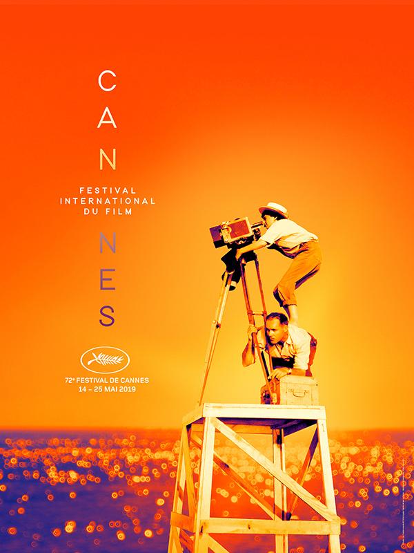 72e Festival de Cannes - affiche
