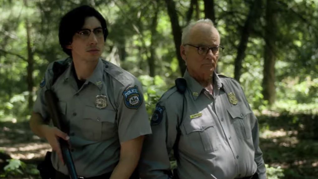 Adam Driver et Bill Murray - The Dead dont die