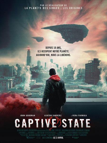Captive State - affiche