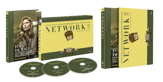 Coffret collector Network