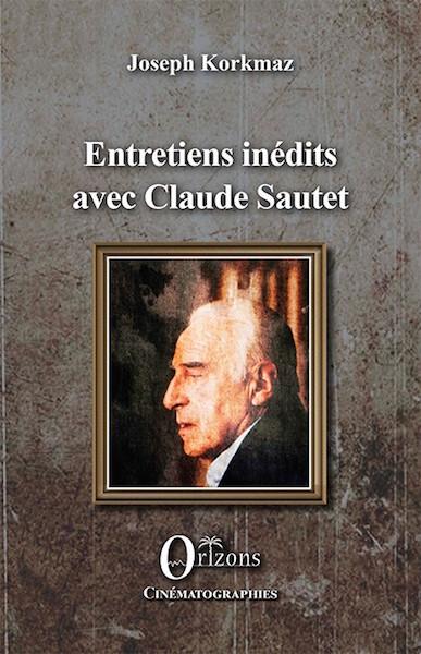 Entretiens inedit Claude Sautet - livre