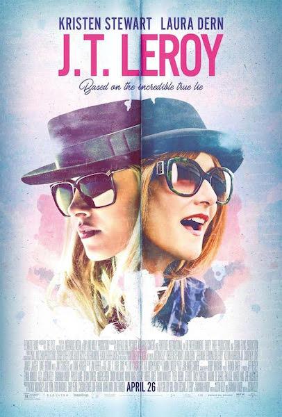 JT Leroy - affiche