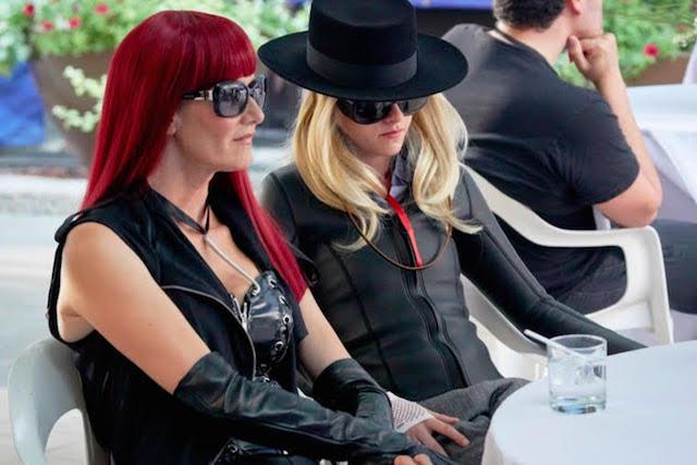 Laura Dern et Kristen Stewart - JT Leroy