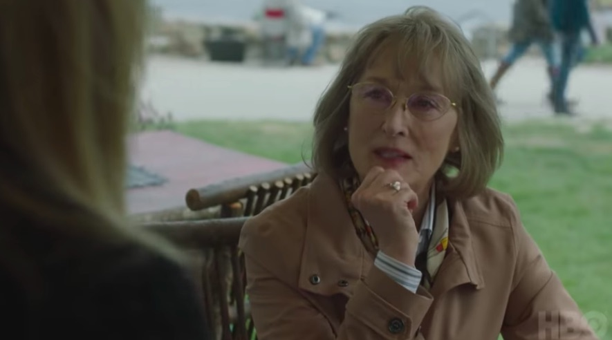 Meryl Streep - Big Little Lies saison 2 - HBO