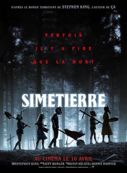 Simetierre - affiche